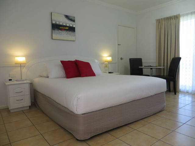 Charters Towers Heritage Lodge Motel - Tweed Heads Accommodation