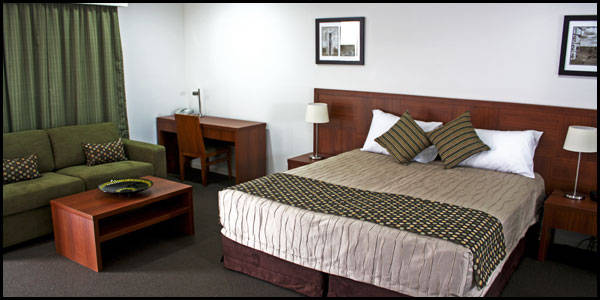Chinchilla Downtown Motor Inn - Tweed Heads Accommodation