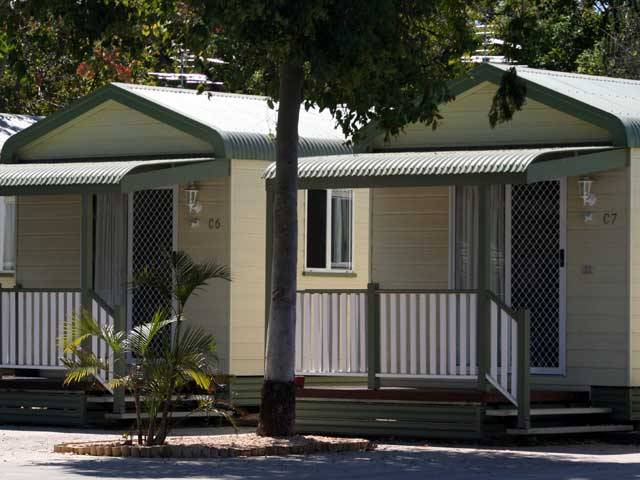Emerald Cabin  Caravan Village - Tweed Heads Accommodation