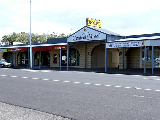 Gin Gin Central Motel - Tweed Heads Accommodation