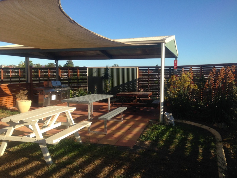 Gympie Caravan Park - Queens Park - Tweed Heads Accommodation