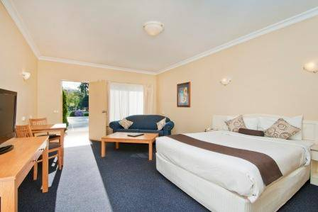 Nagambie Waterfront Motel - Tweed Heads Accommodation
