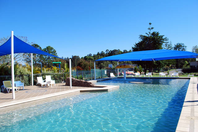 Nambucca River Tourist Park - Tweed Heads Accommodation