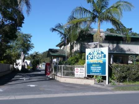 River Retreat Caravan Park - Tweed Heads Accommodation