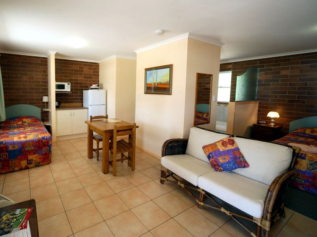 Rubyvale Motel  Holiday Units - Tweed Heads Accommodation