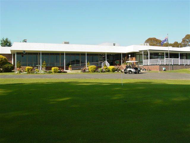 Tenterfield Golf Club and Fairways Lodge - Tweed Heads Accommodation