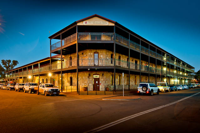 The Esplanade Hotel Port Hedland - Tweed Heads Accommodation