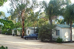 Yallakool Caravan Park on Bjelke-Petersen Dam - Tweed Heads Accommodation