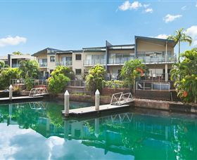 Bay View Luxury Waterfront Villa - Tweed Heads Accommodation