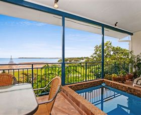 Beach View Holiday Villa - Tweed Heads Accommodation