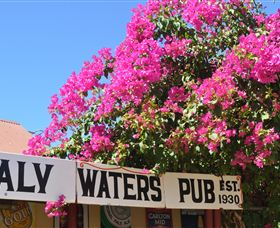 Daly Waters Historic Pub - Tweed Heads Accommodation