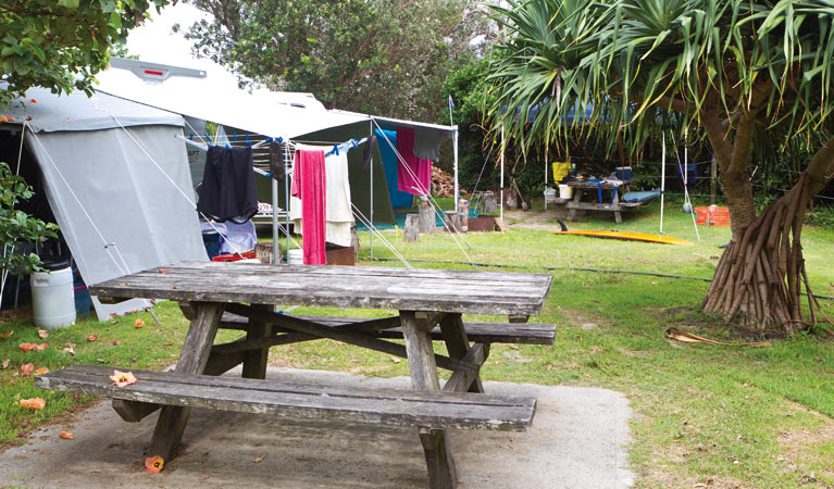 Sandon River campground - Tweed Heads Accommodation