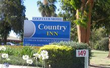 Barooga Country Inn Motel - Barooga - Tweed Heads Accommodation