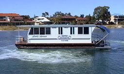 Dolphin Houseboat Holidays - Tweed Heads Accommodation