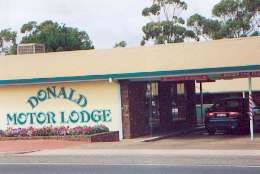 DONALD MOTOR LODGE - Tweed Heads Accommodation
