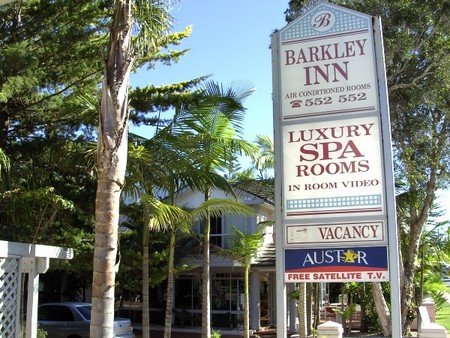 The Barkley Inn - Tweed Heads Accommodation