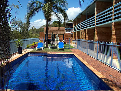 Tannum on the Beach Motel - Tweed Heads Accommodation