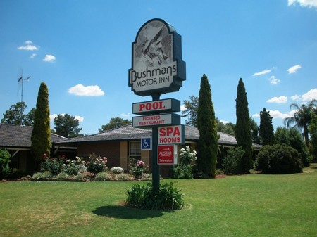 Bushmans Motor Inn - Tweed Heads Accommodation