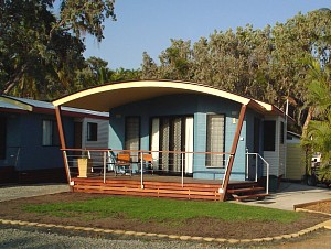 Island View Caravan Park - Tweed Heads Accommodation