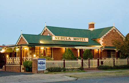 Nebula Motel - Tweed Heads Accommodation