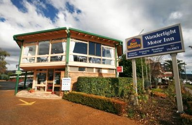 Best Western Wanderlight Motor Inn - Tweed Heads Accommodation
