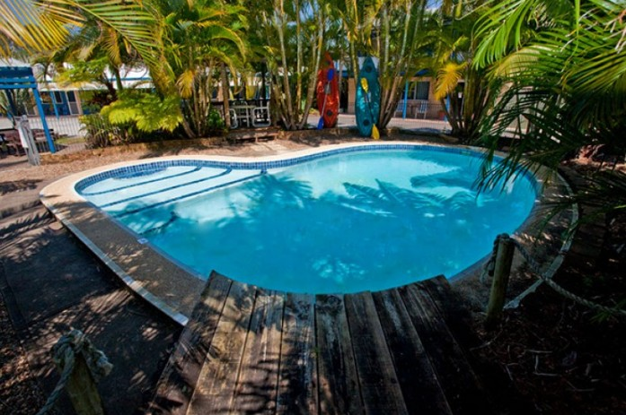 Tin Can Bay Motel - Tweed Heads Accommodation