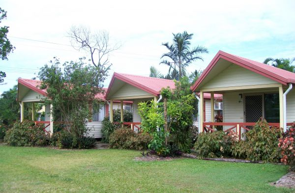 Flying Fish Point Tourist Park - Tweed Heads Accommodation