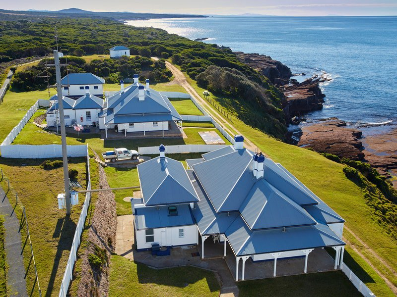 Green Cape Lightstation Keeper's Cottages - Tweed Heads Accommodation