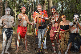 Didgeridoo Jam in the Park - Tweed Heads Accommodation