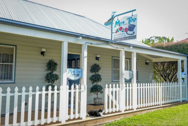 Mrs Top at Milton Bed and Breakfast - Tweed Heads Accommodation