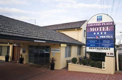 Quality Inn Country Plaza Queanbeyan - Tweed Heads Accommodation