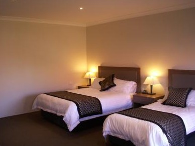 Parkes Int Motor Inn - Tweed Heads Accommodation