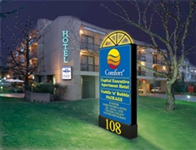 Comfort Capital Executive Apartment Hotel - Tweed Heads Accommodation