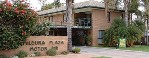 Mildura Plaza Motor Inn - Tweed Heads Accommodation