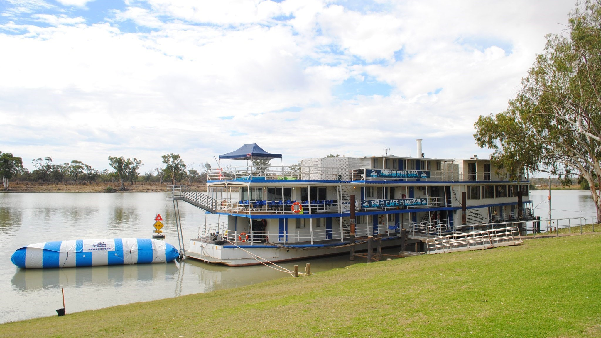 Murray River Queen Backpackers - Tweed Heads Accommodation