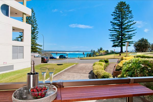 Beauty at the Beach - Tweed Heads Accommodation