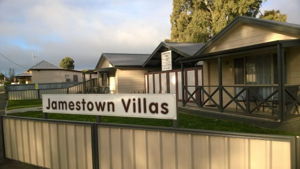 Jamestown Villas - Tweed Heads Accommodation