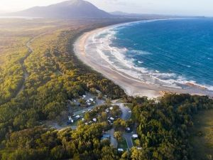 Diamond Head campground - Tweed Heads Accommodation