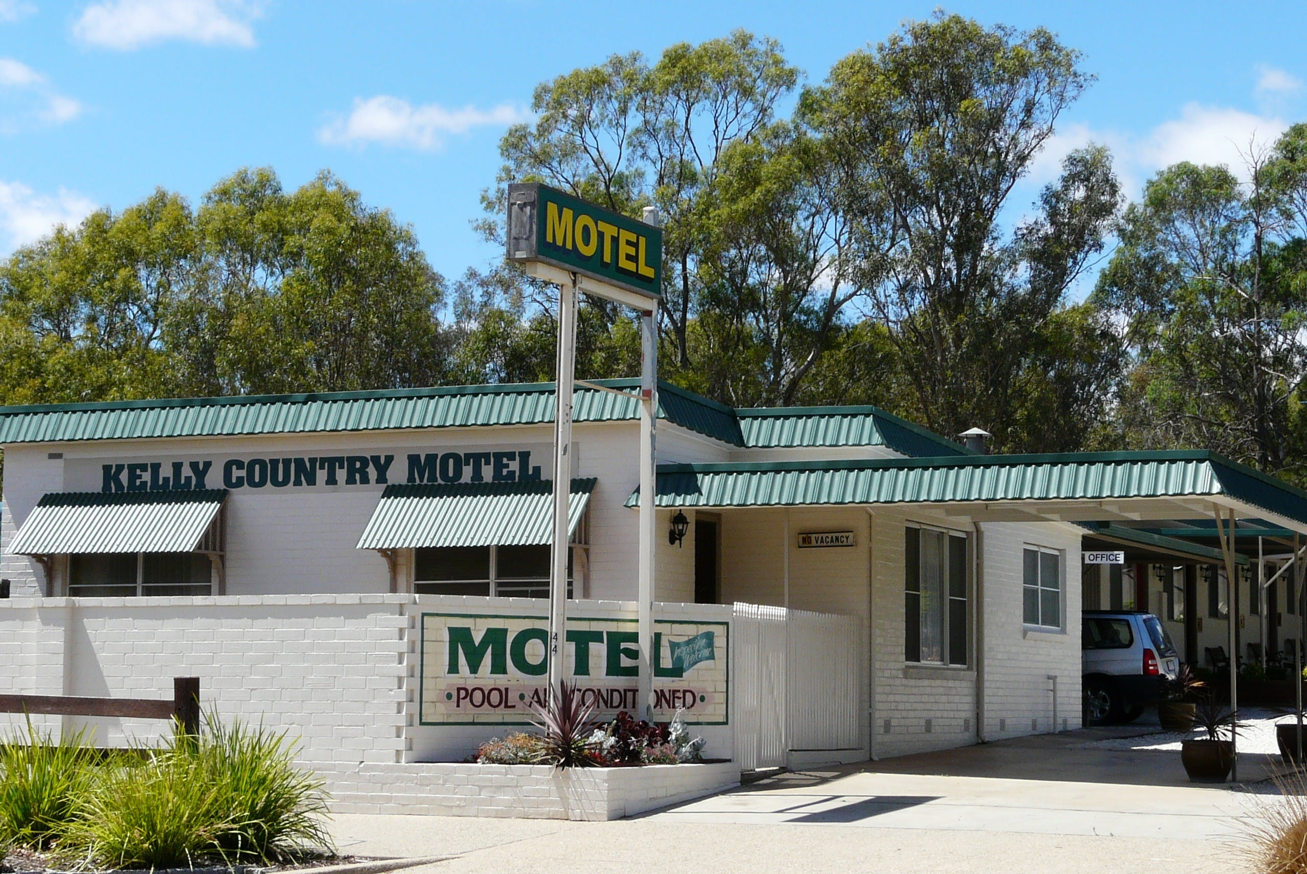 Glenrowan Kelly Country Motel - Tweed Heads Accommodation