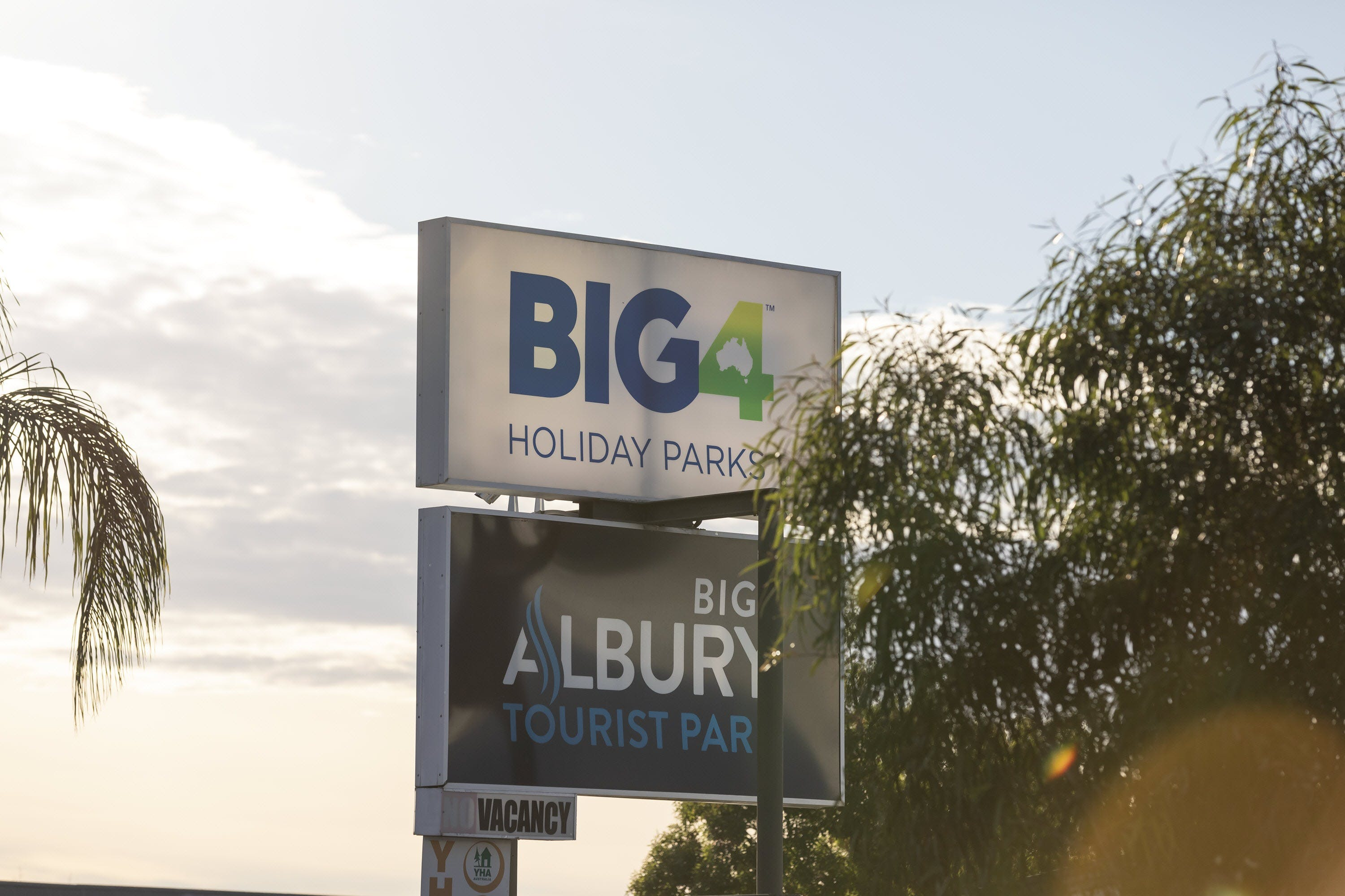 BIG4 Albury Tourist Park - Tweed Heads Accommodation