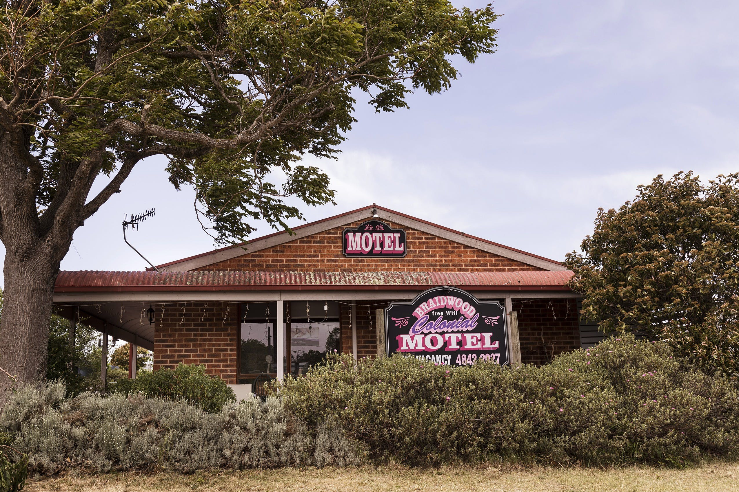 Colonial Motel - Tweed Heads Accommodation