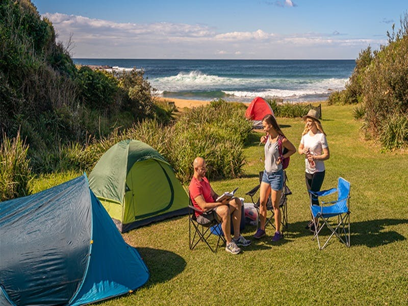 Little Beach campground - Tweed Heads Accommodation