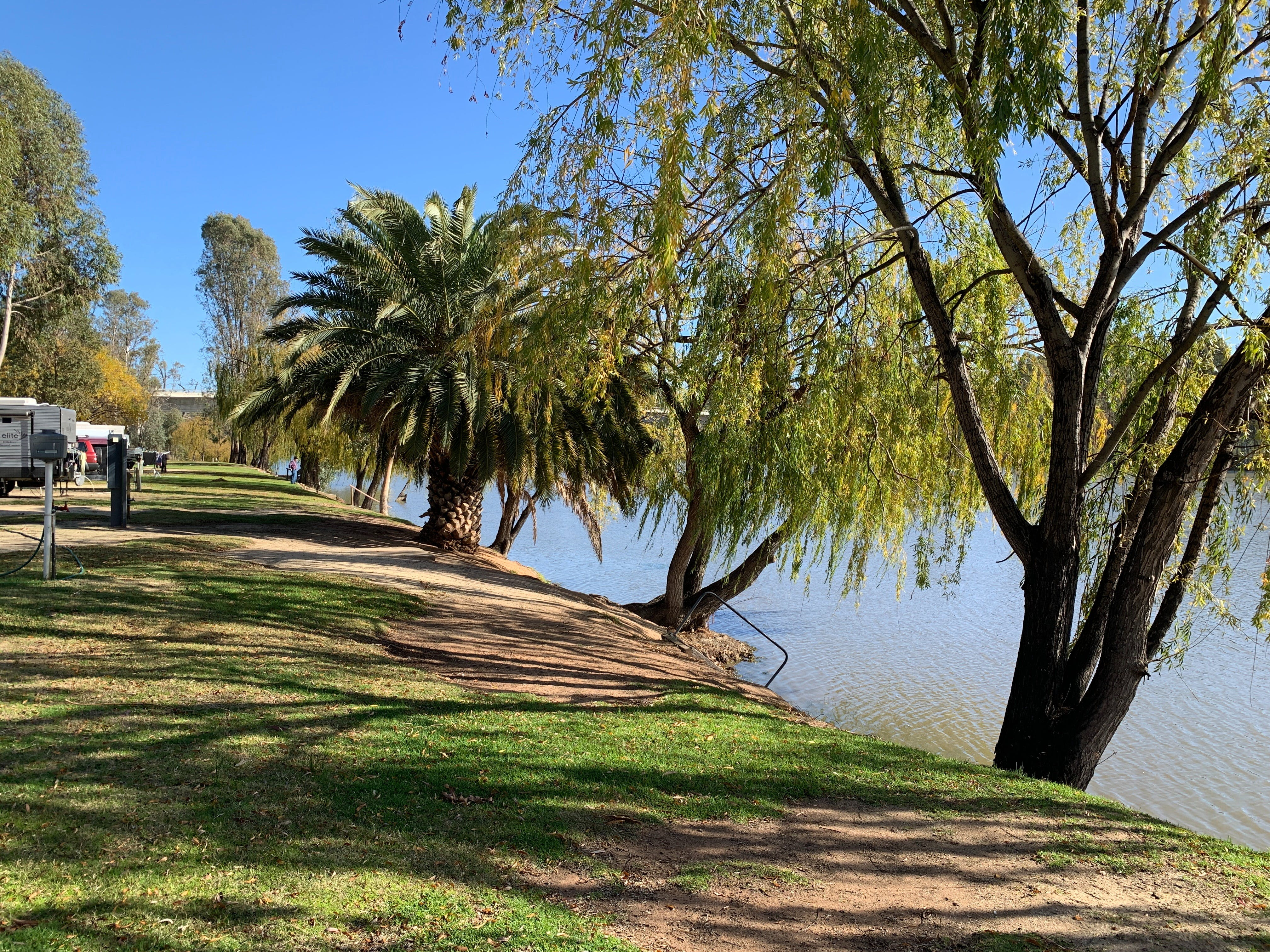 Robinvale Riverside Caravan Park - Tweed Heads Accommodation