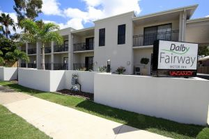 Dalby Fairway Motor Inn - Tweed Heads Accommodation
