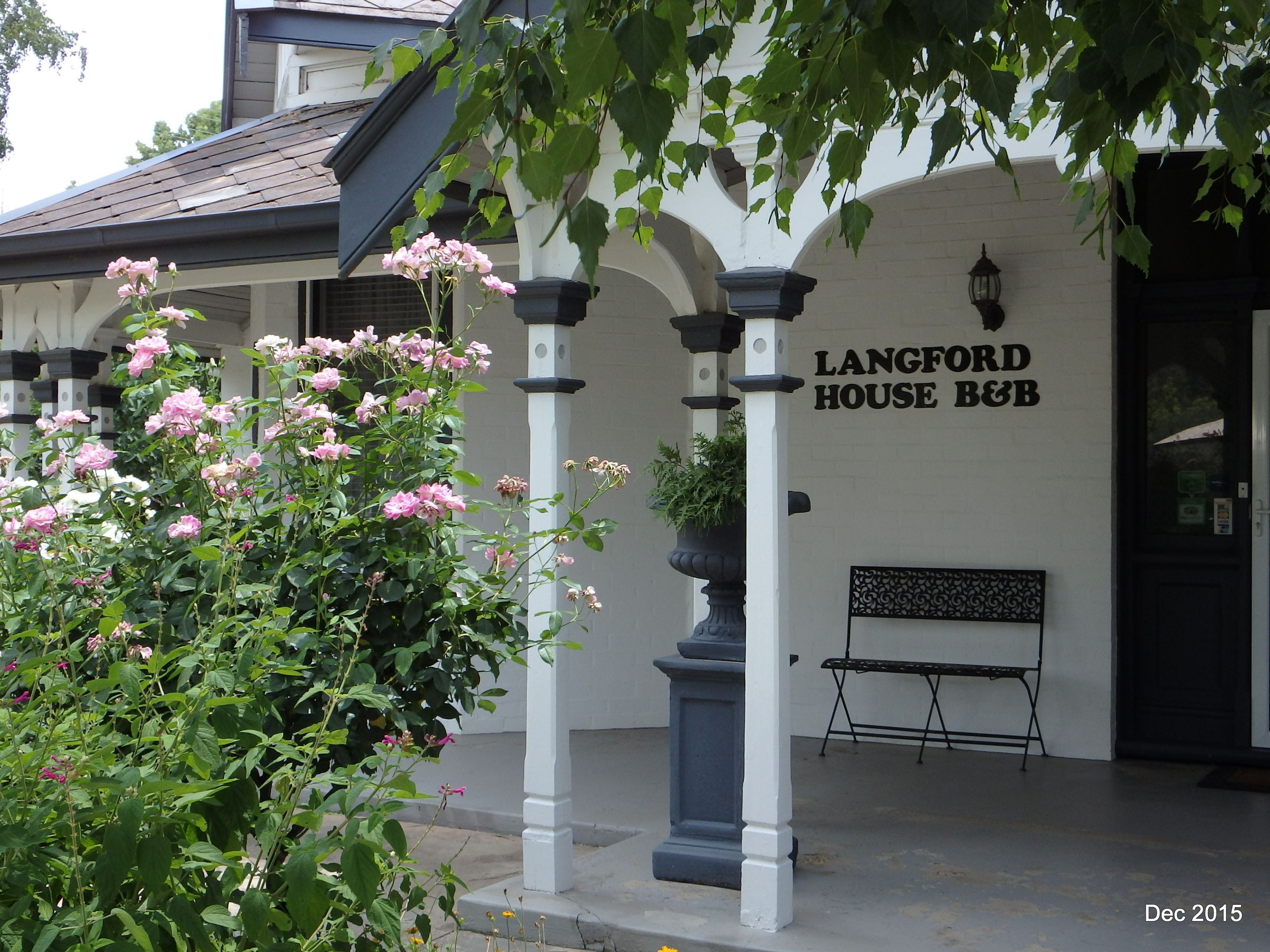 Langford House BB - Tweed Heads Accommodation