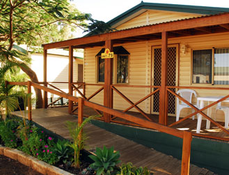Wintersun Caravan  Tourist Park - Tweed Heads Accommodation