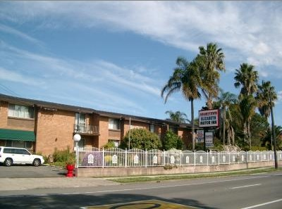 Adamstown Motor Inn - Tweed Heads Accommodation