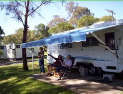 Bega Caravan Park - Tweed Heads Accommodation
