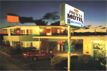 Princes Motel - Tweed Heads Accommodation