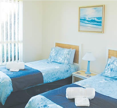 Captains Quarters - Tweed Heads Accommodation